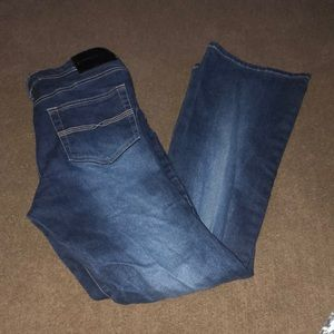 Express boot cut jeans. Excellent condition.
